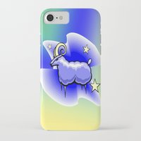 astrology iPhone & iPod Cases featuring Astrology, Capricorn by Karl-Heinz Lüpke