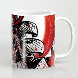 Samurai Artwork Coffee Mug