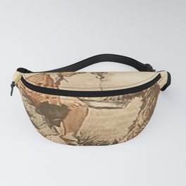 Be Kind To Animals 3 Fanny Pack