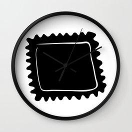 Pasta Series: Ravioli Wall Clock