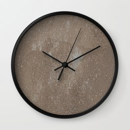 THE BEGINNING OF THE END Wall Clock