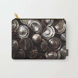 Hub Caps Carry-All Pouch