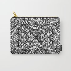 Zentangle 001 Carry-All Pouch