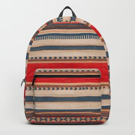 Bohemian Traditional Moroccan Style Artwork Backpack