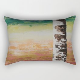 Confusion & Color Rectangular Pillow