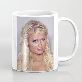 Paris Hilton Mugshot Coffee Mug