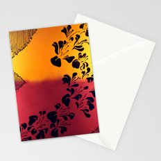 The Flower of our Discontent Stationery Cards