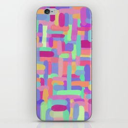 Smudges iPhone Skin