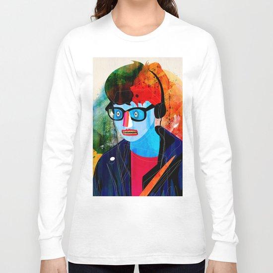 walkman Long Sleeve T-shirt