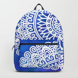 Delicate Lace - LaurensColour Backpack