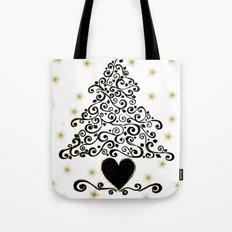 Christmas Tree Tote Bag