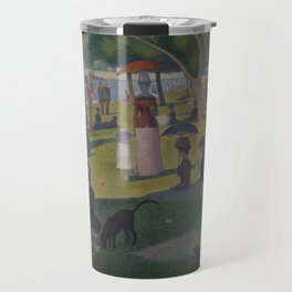 A Sunday on La Grande Jatte Travel Mug