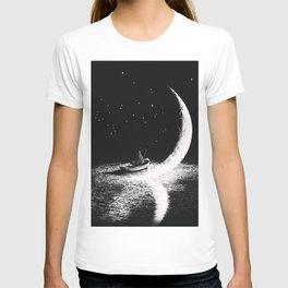 Arrival At Moonlight T-shirt