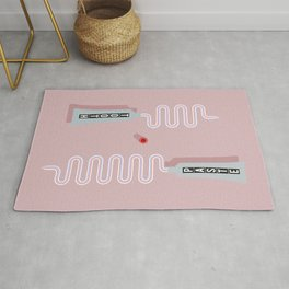 Toothpaste Rug