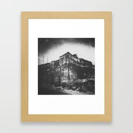 The Armory Framed Art Print