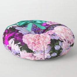Floral Gift 5 Floor Pillow