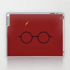 potter Scar Laptop & iPad Skin