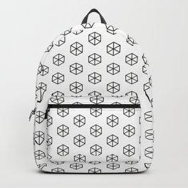 Cubed array Backpack