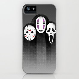 The Three MASKeteers iPhone Case