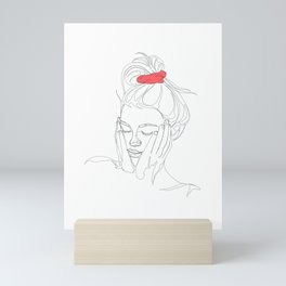 cheeky Mini Art Print