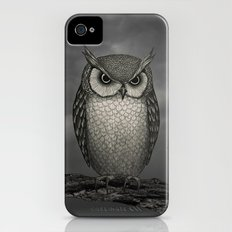 An Owl iPhone (4, 4s) Slim Case