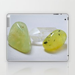 Prehnite & Quartz - The Peace Collection Laptop & iPad Skin