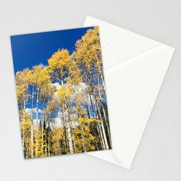 Colorado Aspens Stationery Cards