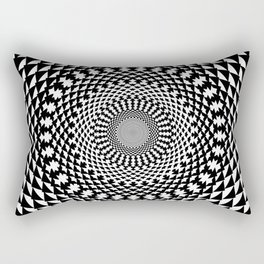 """Experimentalism 33/32"", by Brock Springstead Rectangular Pillow"