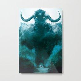 The Colossus Metal Print