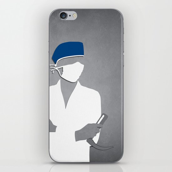 Anesthesiology iPhone & iPod Skin