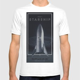 SpaceX / The Starship T-shirt