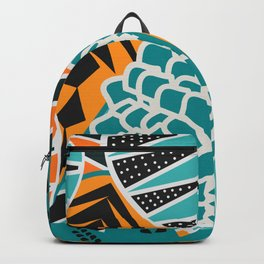 Leaf tropicana Backpack