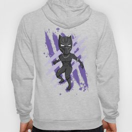 Black Panther (Splatter) Hoody