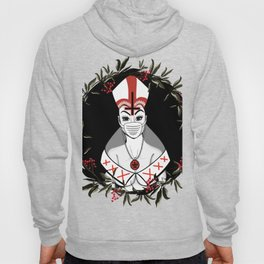 Beauty and the Priest Hoody