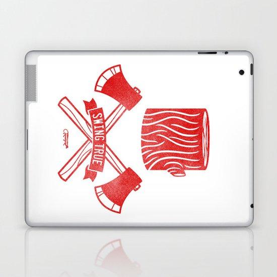 Swing True Laptop & iPad Skin