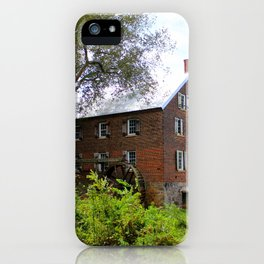 Kerr Mill 2 iPhone Case