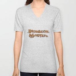 Dracoserific Dungeon Master Unisex V-Neck