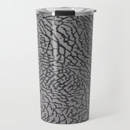 Cement from your Jordan sneakers;) Travel Mug