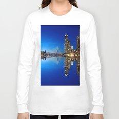 Rotterdam Sunset Long Sleeve T-shirt