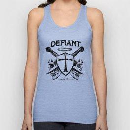 Defiant Unisex Tank Top