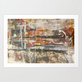 Surfaces.06 Art Print