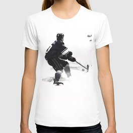 The Deke - Hockey Player T-shirt