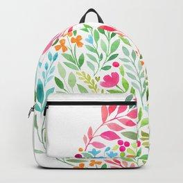 Flower Drop Backpack