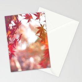 Momiji 01 Stationery Cards