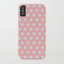 Dots collection III iPhone Case