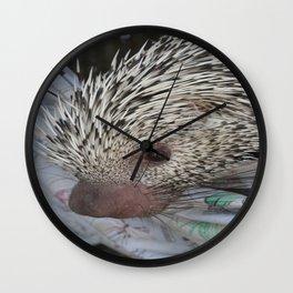 Pita 3 Wall Clock