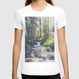 a mountain stream ... T-shirt
