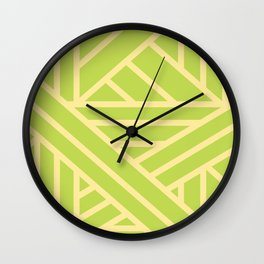 Spin the Yarn Wall Clock