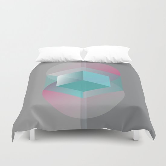 Bedtime stories Duvet Cover