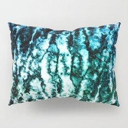 π Blue Tureis Pillow Sham
